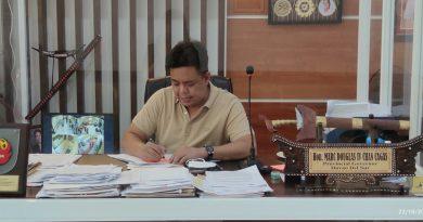 Gitabangan sa Gobernador ang mga nangayo og tabang sa problema sa balayronon sa Hospital